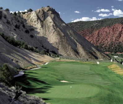 Ironbridge Golf Club,Glenwood Springs, Colorado,  - Golf Course Photo