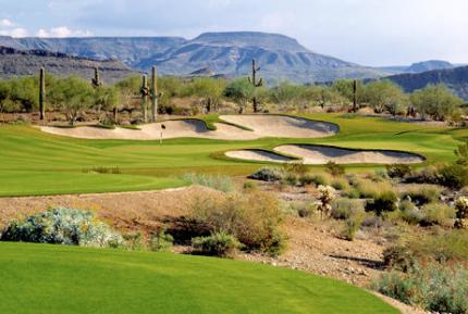Anthem Golf & Country Club, Ironwood, Anthem, Arizona, 85086 - Golf Course Photo
