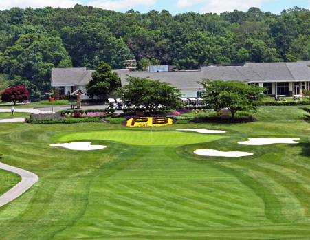 Piney Branch Country Club,Hampstead, Maryland,  - Golf Course Photo