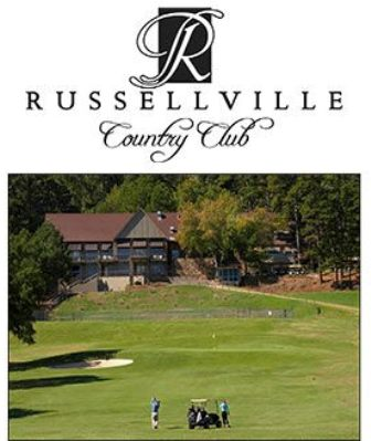 Russellville Country Club, Russellville, Arkansas, 72801 - Golf Course Photo