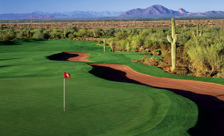 Ancala Country Club,Scottsdale, Arizona,  - Golf Course Photo