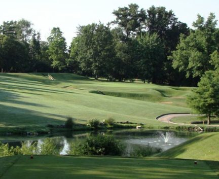 Golf Course Photo, Saint Louis Country Club, Saint Louis, 63124