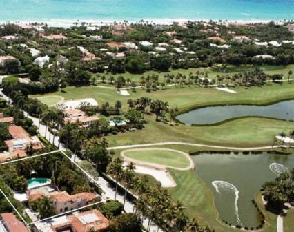 Everglades Golf Course, Palm Beach, Florida, 33480 - Golf Course Photo
