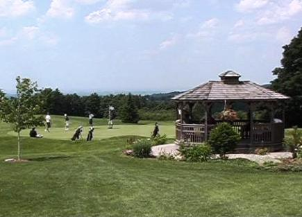 Pompey Club, The,Pompey, New York,  - Golf Course Photo