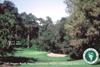 Golf Course Photo, Napa Valley Country Club, Napa, 94558