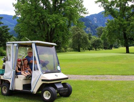 Beacon Rock Public Golf Course, North Bonneville, Washington, 98639 - Golf Course Photo