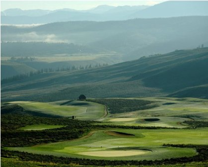 Headwaters Golf Course At Granby Ranch,Granby, Colorado,  - Golf Course Photo