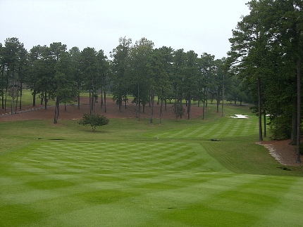 Golf Course Photo, Peachtree Golf Club, Atlanta, 30319