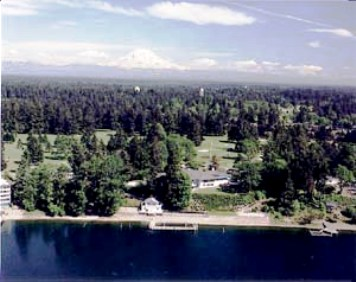 Tacoma Country & Golf Club,Tacoma, Washington,  - Golf Course Photo