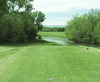 Anaconda Country Club, Anaconda, Montana, 59711 - Golf Course Photo
