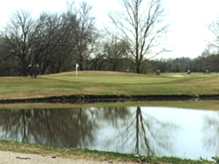 Golf Course Photo, Riverview Golf Club, CLOSED 2009, Cleburne, 76031