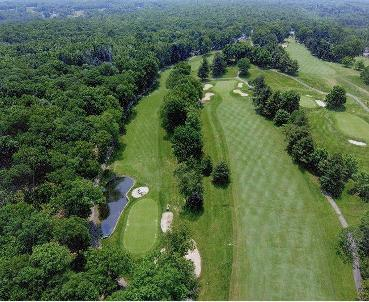 Golf Course Photo, Woodbridge Country Club, CLOSED 2016, Woodbridge, 06525