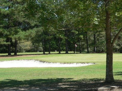 Reynold's Golf Course,Reynolds, Georgia,  - Golf Course Photo
