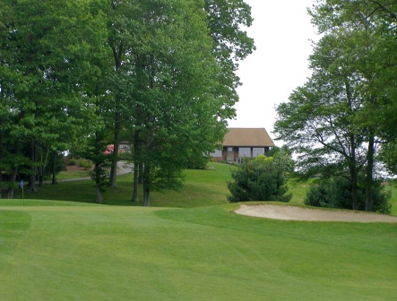 Tallwood Country Club,Hebron, Connecticut,  - Golf Course Photo