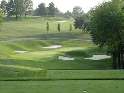 Golf Course Photo, Shannopin Country Club, Pittsburgh, 15202