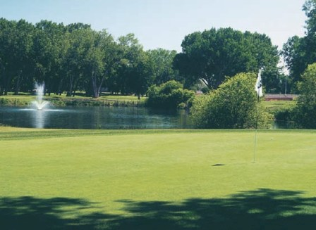 Rapid City Executive Golf Course, Rapid City, South Dakota, 57701 - Golf Course Photo