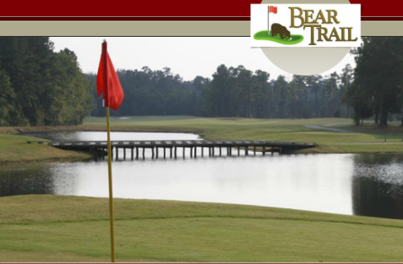 Golf Course Photo, Bear Trail Golf Club, Jacksonville, 28540