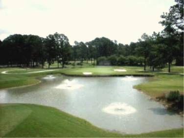 Goldsboro Municipal Golf Club, Goldsboro, North Carolina, 27530 - Golf Course Photo