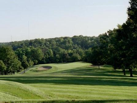 Hillcrest Country Club,Kansas City, Missouri,  - Golf Course Photo