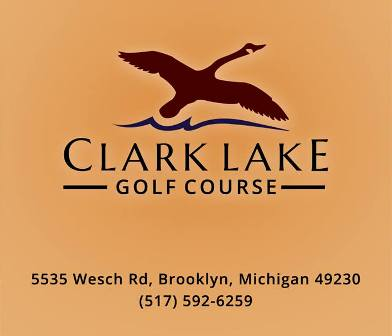 Golf Course Photo, Clark Lake Golf Course, Brooklyn, 49230