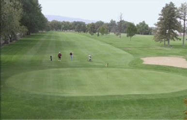 Lincoln Park Golf Course, Grand Junction, Colorado, 81501 - Golf Course Photo