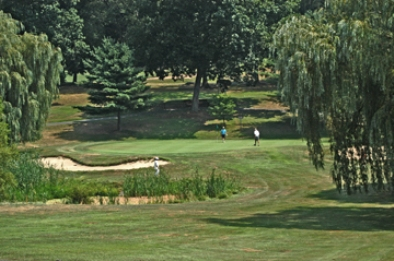 Golf Course Photo, Rockland Lake State Park, Championship Course, Congers, 10920