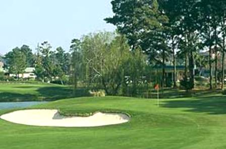 Possum Trot Golf Course, North Myrtle Beach, South Carolina, 29582 - Golf Course Photo