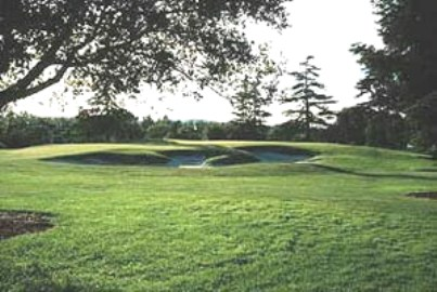 Golf Course Photo, Stanford University Golf Course, Stanford, 0