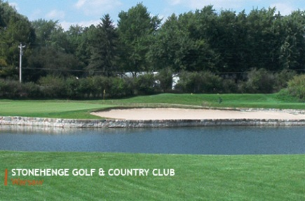 Stonehenge Golf Club, Championship Course, Warsaw, Indiana, 46580 - Golf Course Photo