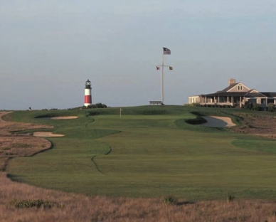 Sankaty Head Golf Club, Siasconset, Massachusetts, 02564 - Golf Course Photo
