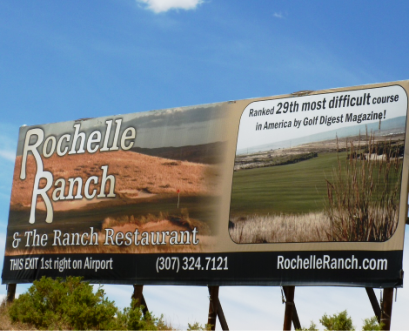 Golf Course Photo, Rochelle Ranch Golf Course, Rawlings, 82301