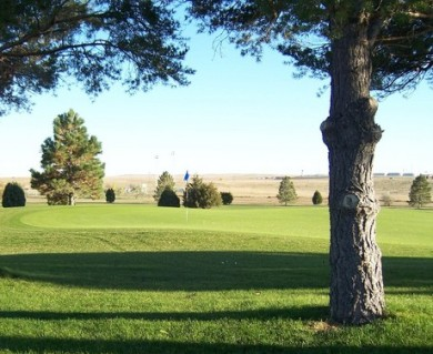 Tamarack Golf Course,Limon, Colorado,  - Golf Course Photo