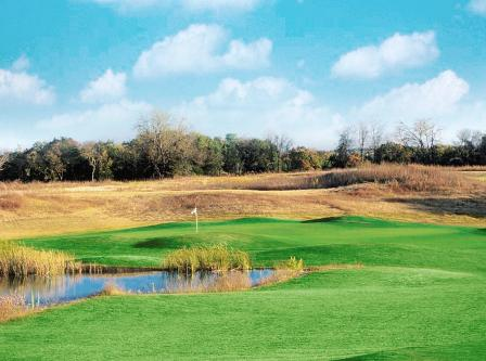 Stone Creek Country Club ,Sherman, Texas,  - Golf Course Photo