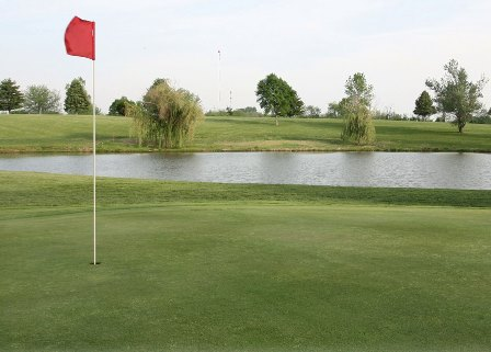 Golf Course Photo, Cedar Crest Country Club, Quincy, 62301