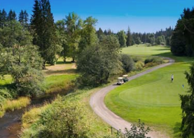 Cedars Golf Club, Brush Prairie, Washington, 98606 - Golf Course Photo