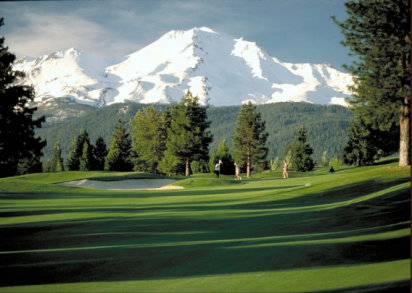 Golf Course Photo, Mount Shasta Resort, Mount Shasta, 96067