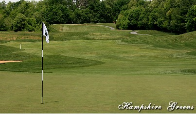 Hampshire Greens Golf Course, Silver Spring, Maryland, 20905 - Golf Course Photo