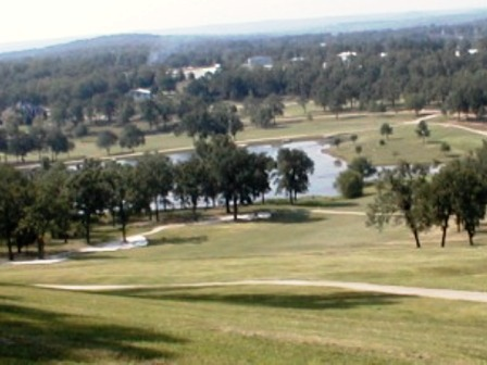 Turkey Mountain Golf Course