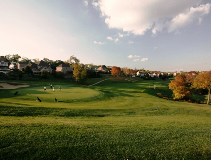 Golf Course Photo, Hickory Heights Golf Club, Bridgeville, 15017