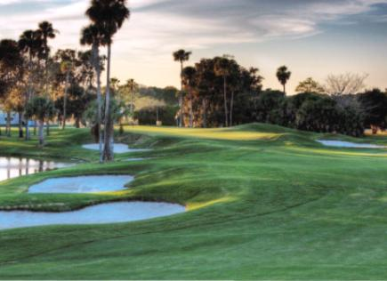 Palm Harbor Golf Club, Palm Coast, Florida, 32137 - Golf Course Photo