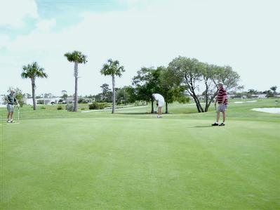 Savanna Club Golf Course, Port Saint Lucie, Florida, 34952 - Golf Course Photo