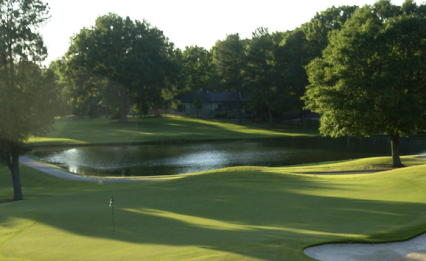 Windyke Country Club, East Course,Memphis, Tennessee,  - Golf Course Photo