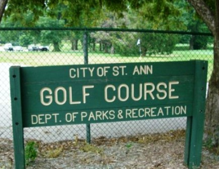 St. Ann Golf Course, Saint Ann, Missouri, 63074 - Golf Course Photo