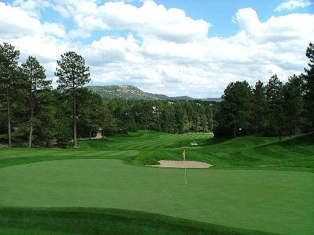 Golf Course Photo, Castle Pines Golf Club, Castle Rock, 80104