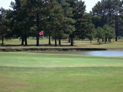 Pine Valley Golf Course, North Little Rock, Arkansas, 72120 - Golf Course Photo