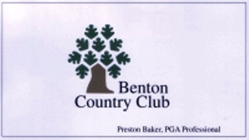 Golf Course Photo, Benton Country Club, Benton, 62812