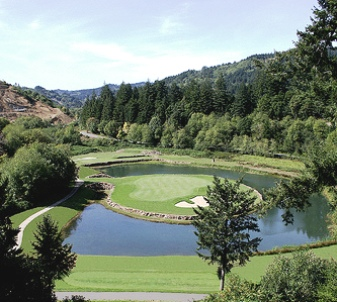 Salmon Run Golf Course,Brookings, Oregon,  - Golf Course Photo