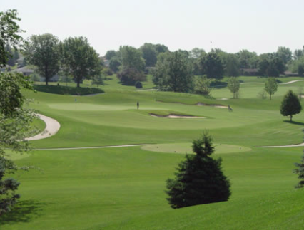 Stone Creek Golf Course, Williamsburg, Iowa, 52361 - Golf Course Photo