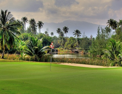 Bahia Beach Plantation,Rio Grande, Puerto Rico,  - Golf Course Photo