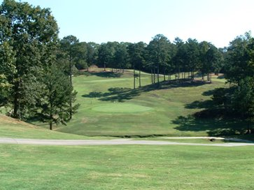 Plantation Golf Club, Cartersville, Georgia, 30120 - Golf Course Photo